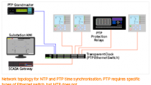 Use of PTP for Substation Protection & Control Systems